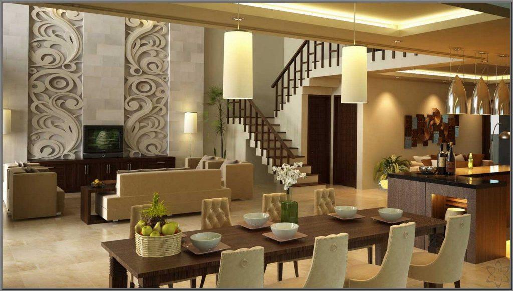 2.Ruang Makan Yang Indah
