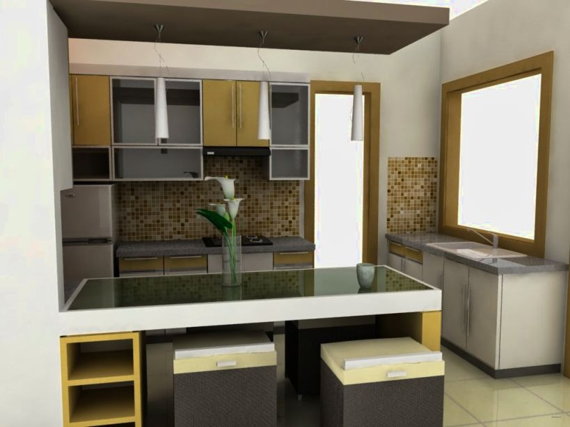 3.Dapur Yang Menyenangkan