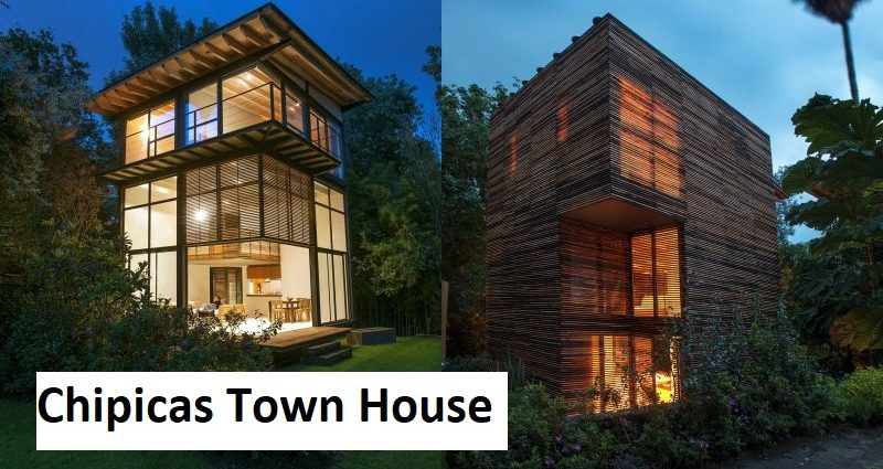 Perpaduan Antara Rumah Minimalis Dengan Konsep Back To Nature