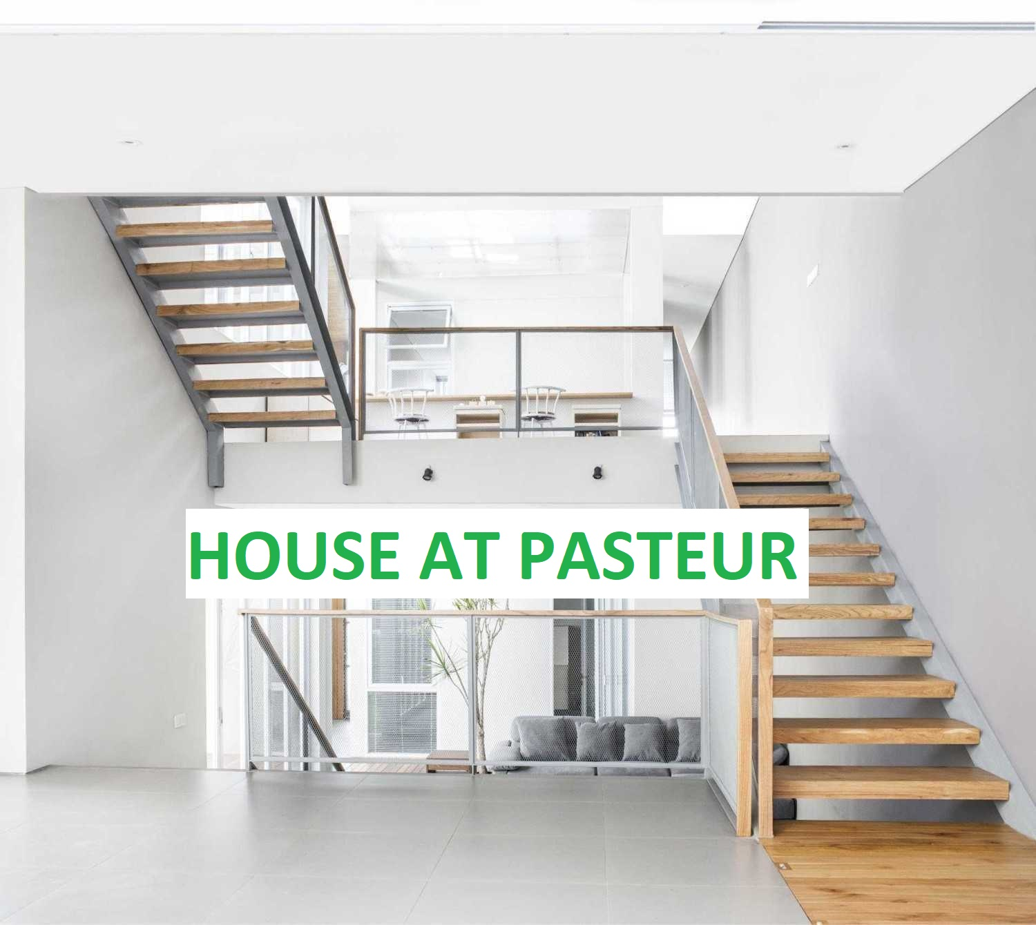 House At Pasteur