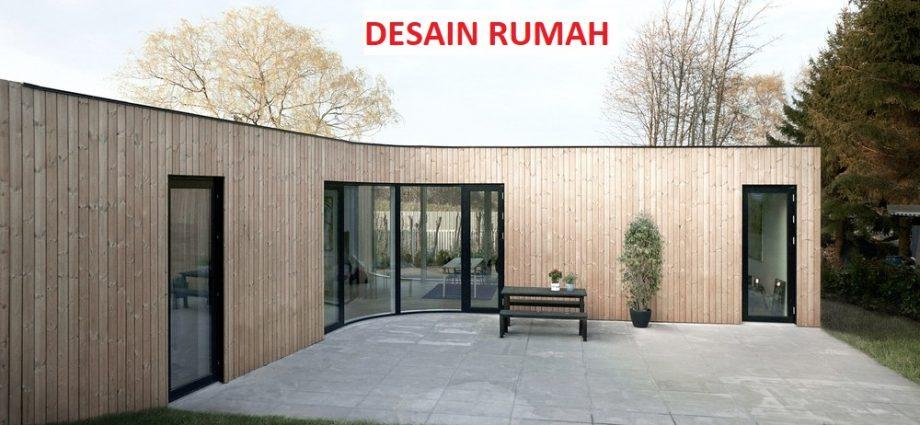 Desain Rumah Cantik Dengan Biaya Yang Murah