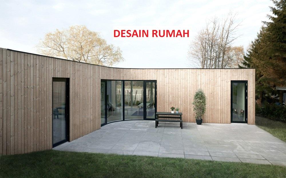 Desain Rumah Villa One - EFFEKT