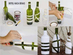 Botol Kaca Bekas