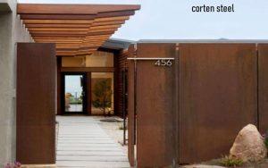 Corten Steel