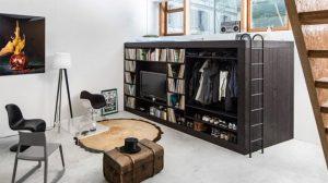 Gunakan Furniture Multifungsi