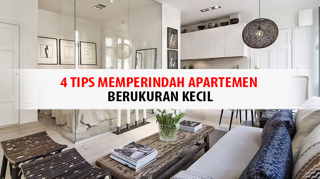 Tips Desain Interior Apartemen